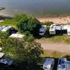 Camping Stover Strand International in Stove/Hamburg, Niedersachsen, Duitsland